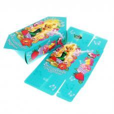 Сборная коробка-конфета 'Волшебного праздника', 14 х 22 см