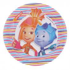 """Набор тарелок """"Фиксики"""", 8 шт., диаметр 17 см"""