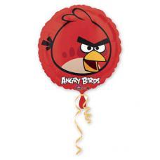 Angry Birds Красный, круглый