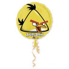 Angry Birds Жёлтый, круглый