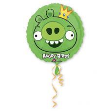Angry Birds Король Свин, круглый