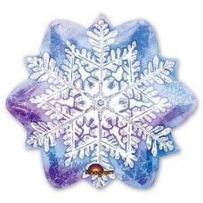 Снежинка 12-ти конечная