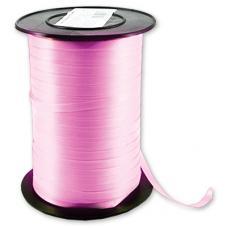 Лента 5ммХ500м розовая светл