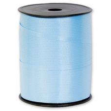 Лента 5ммХ500м голубая