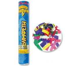 Хлопушка Бумфети 30см конфетти бумага