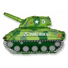 Танк зелёный